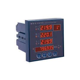 Cina LED Display Mini Digital Panel Ethernet Kekuasaan Meter Analog Output Module pabrik
