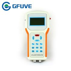 Cina Gf211b Double Channel Power Quality Analyzer Phase Angle Meter Dengan Baterai 3.7v pabrik