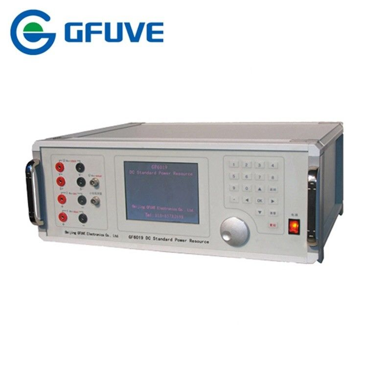 GF6019 100A 1000V DC Standard Phantom Load DC Electrical Power Calibrator for electric lab